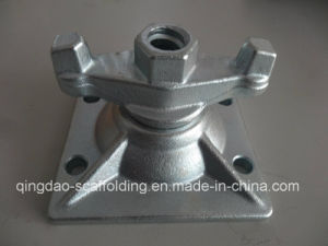 Tie Rod for 15/17mm Type Wing Nut with Washer Plate pictures & photos