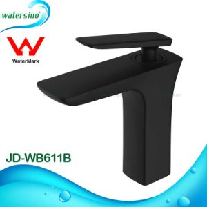 Black Plated Sanitary Ware Bathroom Wash Basin Taps pictures & photos