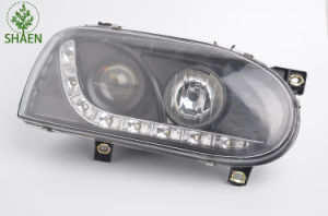 Auto Parts Sn Type Car LED Headlight for VW Golf 3 pictures & photos