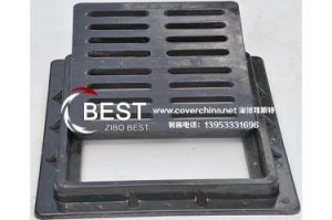 2016 En124 500X500 FRP/GRP Resin Composite Trennch Covers Bangladesh pictures & photos