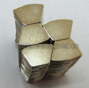 Nickel Plated Neodymium Iron Boron Magnets pictures & photos