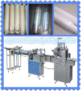 Paper Cup Counting and Packing Machine pictures & photos