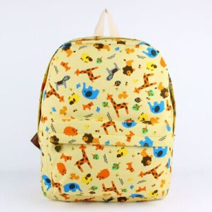 Fashion Shoulder Bag with Animal Artwork Printing (DX-B025) pictures & photos