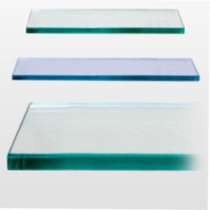 High Quality Frosted Acid Etched Shelf Glass for The Bathroom pictures & photos