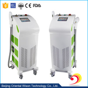 2 Handles IPL Laser Tattoo Removal Machine pictures & photos