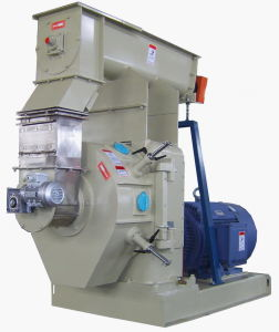 Ring Die Wood Biomass Pellet Mill pictures & photos