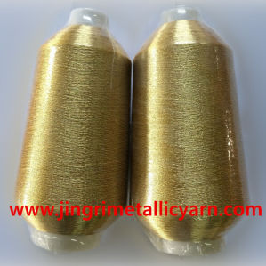 Pakistan Kr Gold Sparkle Metallic Yarn pictures & photos
