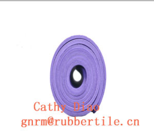 Qingdao Factory Supply High Quality EVA Yoga Mat Exercise Mat pictures & photos