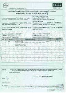 Nigeria Soncap 0.24mm-0.7mm Stucco Embossed Aluminum Roofing Coil pictures & photos
