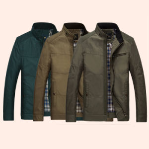 Top Sale Windproof OEM Fashion Outdoor Winter Jacket for Men pictures & photos
