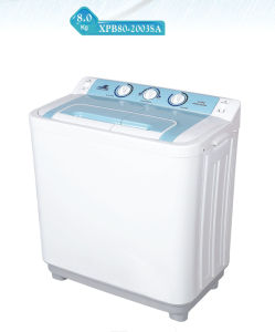 Double Tub Washing Machine 8.0kg