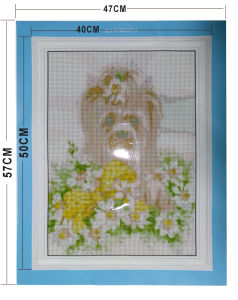 Factory Direct Wholesale Cheapest Cross Stitch, Diamong Painting, DIY Diamond Painting, Canvas Painting, Chinese Painting (DZ017) pictures & photos