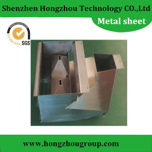Custom Steel Fabrication Workshop/Sheet Metal Fabrication Processing Box with Powder Coated pictures & photos