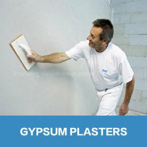EVA Flexible Polymer Powders Interior Wall Render Gypsum Plaster pictures & photos