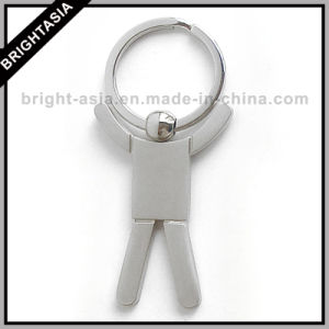 Custom Promotion Gift 3D Metal Keychain (BYH-10266) pictures & photos