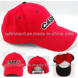 Custom Cotton Twill Embroidery Leisure Baseball Cap (TRNB046) pictures & photos