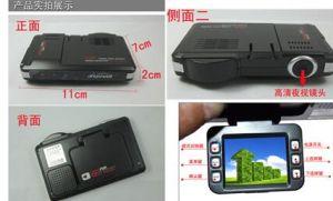 DVR Support Radar Speed Alarm; HDMI; HD1080p; Night-Vision; Safe Box Car DVR Recorder