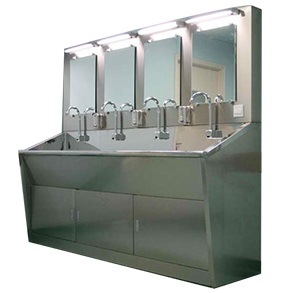 Fluxman Stainless Steel Medical Wash Sink Hospital Wash Sink