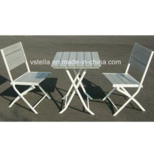 Garden Outdoor Plywood Dining Set pictures & photos