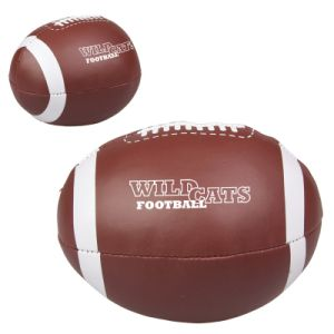 Soft Stuffed Football Pillow Balls (PM206) pictures & photos