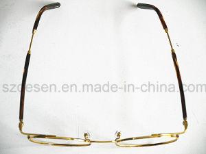Wholesale Famous Brands Antique Titanium Reading Glasses pictures & photos