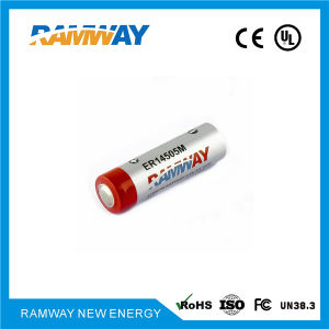 2200mAh Lithium Ion Battery for Intelligence Parking Lot (ER14505M) pictures & photos