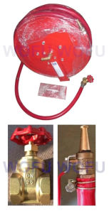 Fixed Type Fire Hose Reel Hot in Sri Lanka pictures & photos