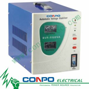 SVR-5000va Relay-Type Automatic Voltage Regulator/Stabilizer pictures & photos