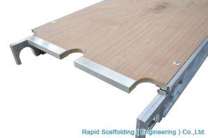 Aluminnium Deck Platform System Scaffolding pictures & photos