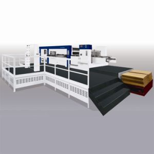 Automatic 1670 Ts-II Die Cutting Machine with Stripping