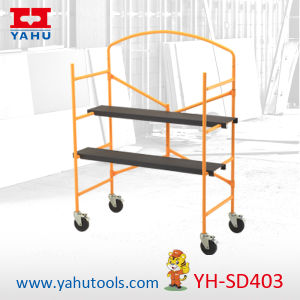 Mini Mobile Foldable Steel Scaffolding pictures & photos