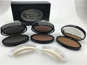 Professional Makeup Cosmetic 3 Private Label Eyebrow Puff pictures & photos