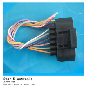 China Factory 2 Pin 3 Pin Plastic Electrical Automotive Wiring Harness Connectors china factory 2 pin 3 pin plastic electrical automotive wiring plastic wiring harness cover at bayanpartner.co