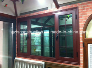 Aluminium Casement Window for Nigeria and Ghana Market pictures & photos