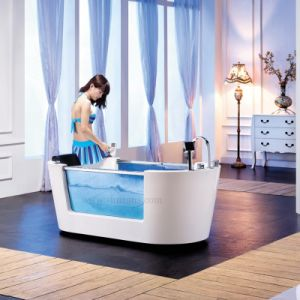 2015 New Design Tub Small Freestanding Portable Bathtub for Adult and Children (SF5B007) pictures & photos