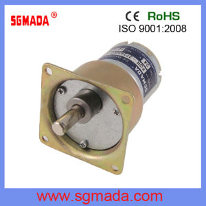 DC Gear Motor (FGR-37243000-90K) pictures & photos