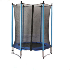 Trampoline for Children, 55inch Fitness Trampoline pictures & photos