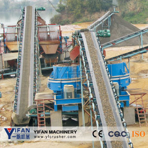Leading Brand Yifan Building Sand Production Line pictures & photos