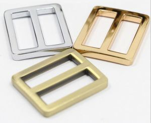Custom Metal Webbing Buckle Square Ring Square Buckle pictures & photos