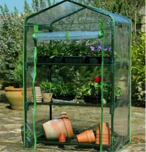 3 Tier Mini Greenhouse pictures & photos