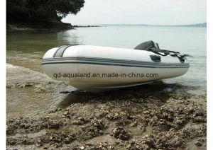 Aqualand 10feet 3m Rigid Inflatable Fishing Boat /Rib Boat (RIB300) pictures & photos
