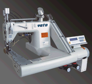 Direct-Drive Computerized Feed off The Arm Machine