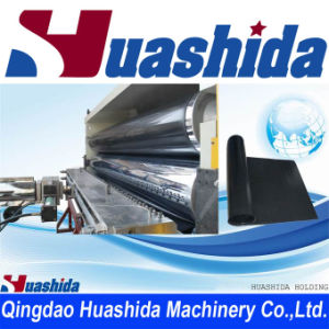 Wide Waterproofing Film Production Line Geo Membrane Extrusion Line pictures & photos