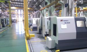 Horizontal CNC Lathe (NL201HC) pictures & photos