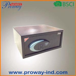 Electronic Digital Hotel Safe Laptop Size pictures & photos