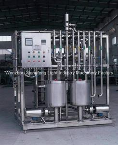 Stainless Steel Automatic Drinks Bactericidal / Beer Bactericidal / Yogurt Sterilization