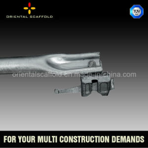 Ringlock Scaffolding Brace Hot DIP Galvanized Scaffolding pictures & photos