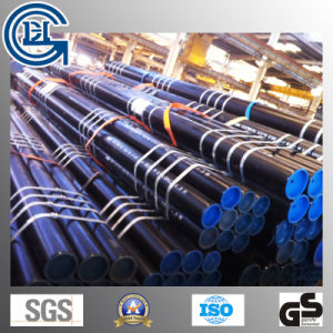 Carbon Seamless Steel Tube (API 5L ASTM A106/A53 GR. B)