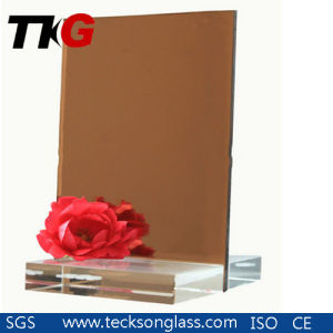 5mm Bronze Silver Mirror for Decorative-Wall-Mirror Glass pictures & photos