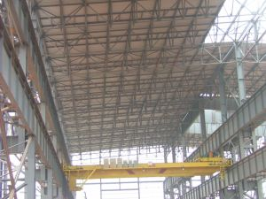 Light Prefabricated Fabrication Steel Structure pictures & photos